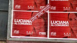 """Tras las fajas de """"publicidad en infracción"""", Echevarría  cuestionó a la Justicia electoral por """"favorecer a los partidos ricos"""""""