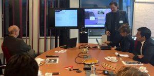 Alianza estratégica con Holanda para investigación e innovación energética