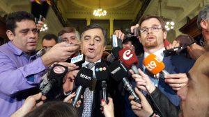Luego del traspié en sesión, Cambiemos anticipó que volverá a la carga contra De Vido con el nuevo Congreso