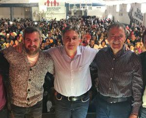 Al rechazar el «centralismo porteño», Schiaretti y Llaryora advirtieron de las «diferencias tremendas» con el interior