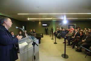 Schiaretti afirmó que la gasificación completa de Córdoba será una realidad en el primer semestre de 2019