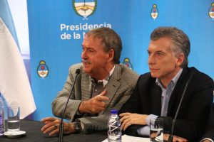Cruce entre Macri y Schiaretti por impuestos altos y federalización de recursos
