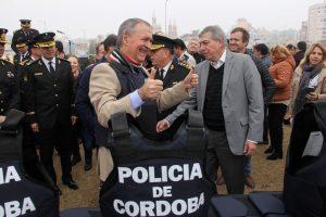 """En el combate a la delincuencia, Schiaretti afirmó que tiene """"un plan que avanza paso a paso"""""""