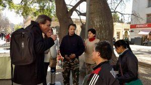 Con la mirada puesta en el Congreso, Beltrán impulsa el Servicio Social Universitario Obligatorio