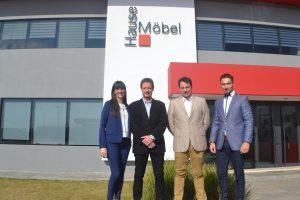 Con la puesta a punto de su nueva planta modelo, Hause Möbel busca consolidarse en el mercado nacional