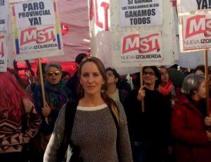 """Echevarría cargó contra el PRO y el kirchnerismo por su visión """"mercantilizadora"""" de las semillas y los alimentos"""