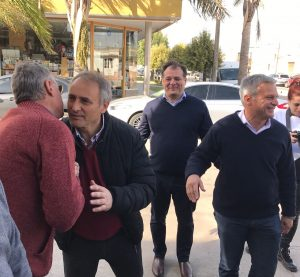 Para Baldasssi, Macri se plantó contra el narcotráfico