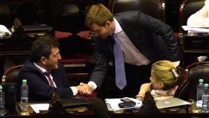"""Contrapunto por De Vido: """"Es hora que se ocupen de resolver los problemas de la gente"""", le respondió Moreau a Massot"""