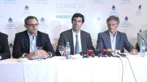 Urtubey y el ministro Cabrera encabezan el Día PyME