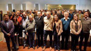 Mestre ratificó el respaldo de los intendentes radicales a la lista de candidatos de Cambiemos