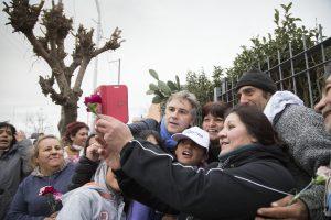 """Para Llaryora, en los barrios hay una """"gran desilusión"""" con el Gobierno nacional por su """"política de ajuste"""""""
