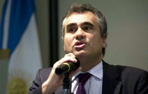 """""""El Banco Central está en una trampa"""", alertó Alejandro Vanoli"""