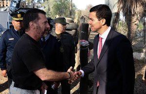 La DEA capacita en Salta al Grupo Operativo de Lucha contra el Narcotráfico en el NOA
