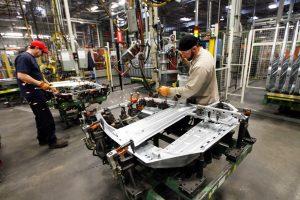 Etchegoyen se refirió al crecimiento del uso de la capacidad instalada en la industria