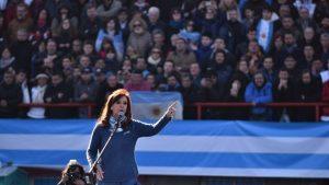 Pos PASO: CFK se sumó a la intención del peronismo de formar un «masivo voto opositor»