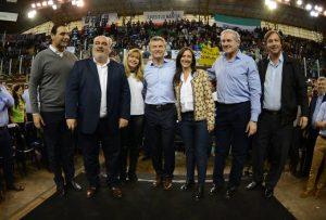 """En otro acto, Mauricio Macri pidió """"paciencia"""" por el estancamiento económico"""