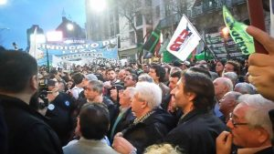 #MarchaCGT  Gremios cordobeses se pronunciaron a favor de un paro nacional