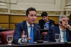 Altas tasas de interés: Calvo demandó al Gobierno nacional corregir esta política que atenta contra la producción y el empleo