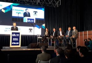 Ante industriales, Macri afirmó: «Nuestro crecimiento no se resuelve con ajuste ni devaluación»