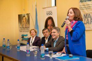 """Vigo: """"No nos cuesta mirar hacia donde están las necesidades como a otros"""""""