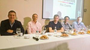 A horas de un nuevo desembarco en Córdoba, Peña volvió a defender el rumbo de la economía