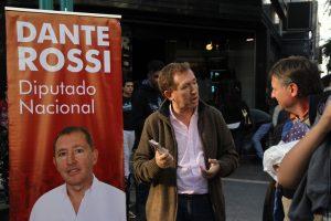 """Pos PASO: Rossi afirmó que no es """"dueño"""" de los 135 mil votos"""