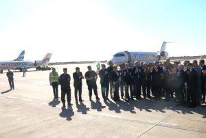 Dos nuevas rutas aéreas unen a Córdoba con Uruguay y Bolivia