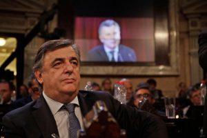 Negri celebró la decisión de Macri de retirarle la Orden Libertador San Martín a Maduro