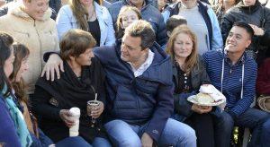 """Massa le envió un mensaje a Macri: """"el que tiene que aflojar es el Gobierno con el ajuste"""""""