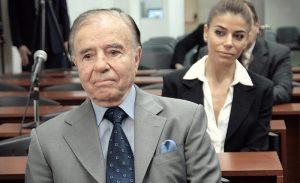 La Cámara Electoral habilitó la candidatura de Carlos Menem al no tener una condena firme