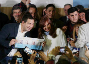 """""""Busca disimular el tarifazo en la campaña"""", advirtió CFK sobre el pago del gas en cuotas dispuesto por el Gobierno"""