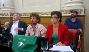 El Frente de Izquierda rechazó la ley agroforestal de Schiaretti