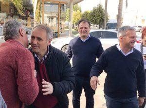 Macrista le salió al cruce a Schiaretti por sus críticas a la gestión del Presidente