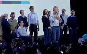 Macri: «El cambio está más vivo que nunca»