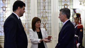 Denunciaron a Macri y Patricia Bullrich por la desaparición de Maldonado