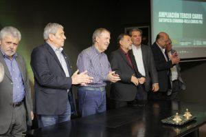 """Schiaretti anunció la puesta en marcha de la obra de la """"autopista inteligente"""" CBA-Carlos Paz"""