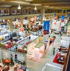 Industria del Mueble: FIMAR celebra su 12° edición en la CABA con ocupación plena
