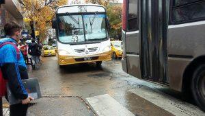 Proponen instalar GPS y botón antipánico en el transporte público