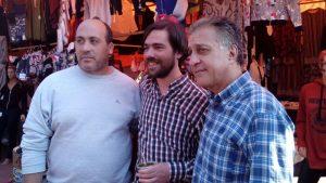 """En Avellaneda, Del Caño insistió en el voto para """"fortalecer a la izquierda en el Congreso"""" ante el """"partido del ajuste"""""""