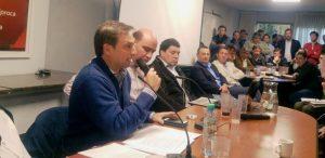 Fondos/Coparticipación: Duro pronunciamiento de los intendentes radicales en contra del Gobierno de UPC