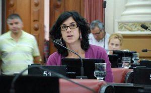 Caso Maldonado: Parlamentaria de izquierda repudió declaraciones del ministro Grahovac