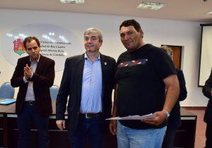 Productores de Río Cuarto recibieron aportes de Nación por 1,1 millón de pesos