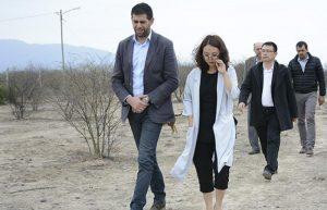 Se afianza el interés de la multinacional BYD por instalarse en Salta