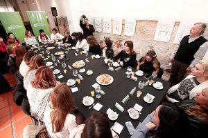 Mujeres protagonista del diálogo a 70 años del primer sufragio femenino