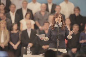 Cristina Kirchner cuestionó los allanamientos en Córdoba