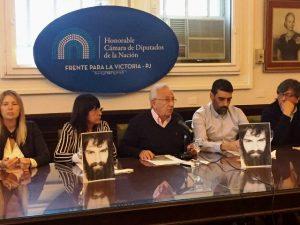 Diputados piden la interpelación de Patricia Bullrich por el caso Maldonado y la represión de la Policía