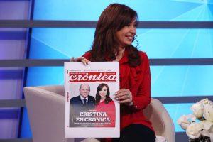 """CFK cargó contra el Gobierno: """"Dicen que son todos mafiosos menos ellos"""""""