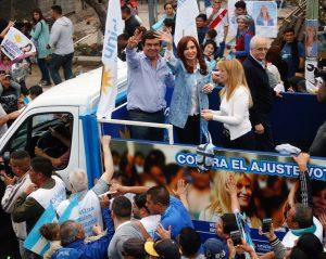 """CFK cargó contra el Gobierno por """"apostar por la división"""""""