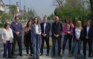 En campaña, Macri y Vidal se mostraron juntos en San Miguel