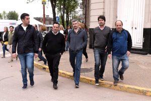 """Peña confirmó que el Gobierno llevará adelante """"reformas laborales"""""""